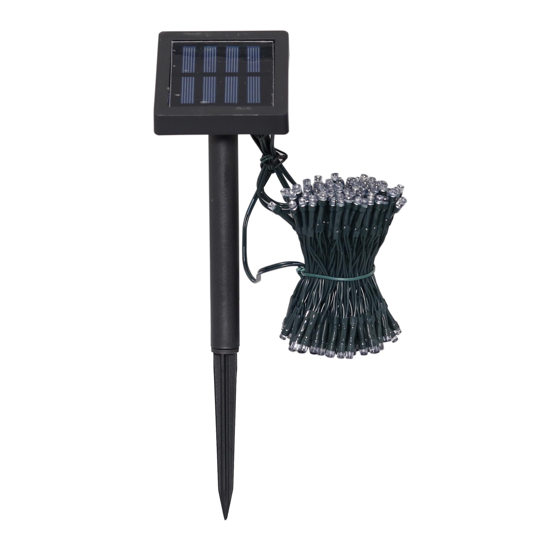 Dollarama Solar String Lights: Solar Powered String Light