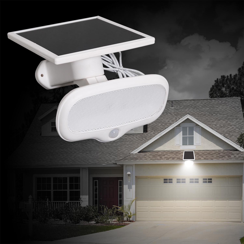 Motion Sensing Solar Security Light